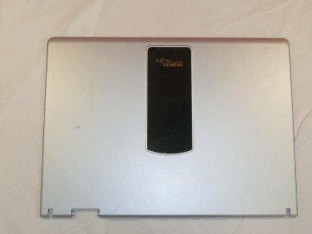 Fujitsu-Siemens Amilo Pa1538 használt LCD hátlap, 80-41158-20, 80-41158-28  (15,4'')