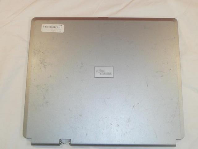 Fujitsu-Siemens Amilo L7300 használt laptop LCD hátlap, 80-41057-01 (15'')