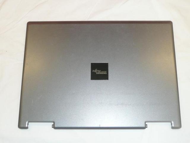 Fujitsu-Siemens Esprimo V5515 laptophoz használt LCD hátlap WiFi antennával(6070B0219101, 6051B0190301)
