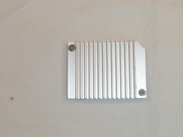 Fujitsu-Siemens Esprimo V5515, V5555 laptopokhoz használt hűtőborda (6043B0036101)