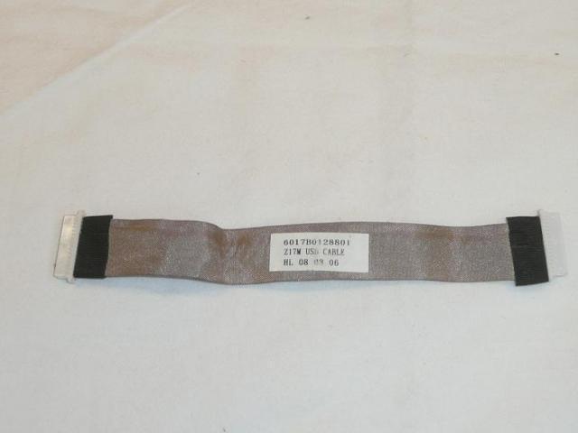 Fujitsu-Siemens Esprimo V5515 laptophoz használt USB panel kábel (6017B0128801)