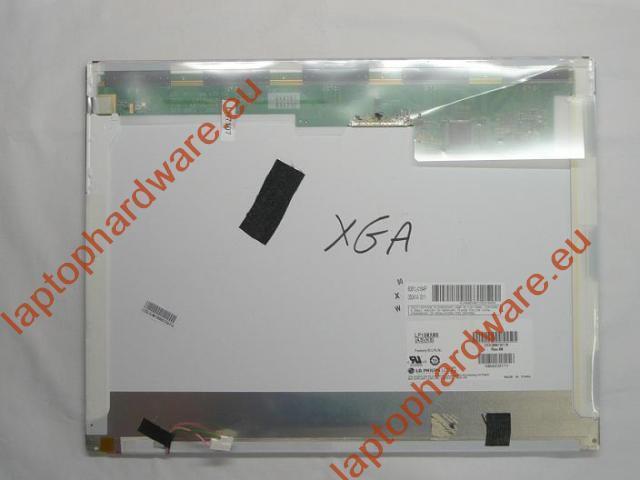 LG LP150X08-TLA9 használt XGA matt notebook kijelző