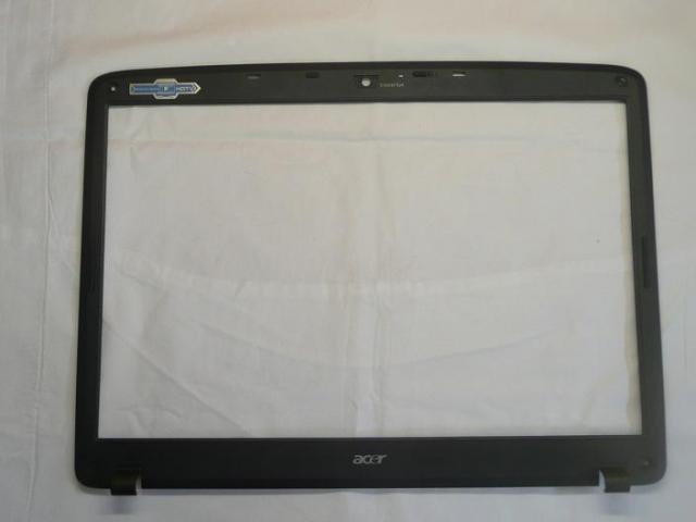 Acer Aspire 7520 7520G 7220 használt laptop LCD keret, AP01L000200 (17'')