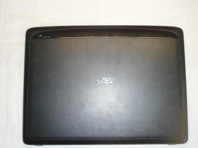 Acer Aspire 7520, 7720 használt laptop LCD hátlap, AP01L000500