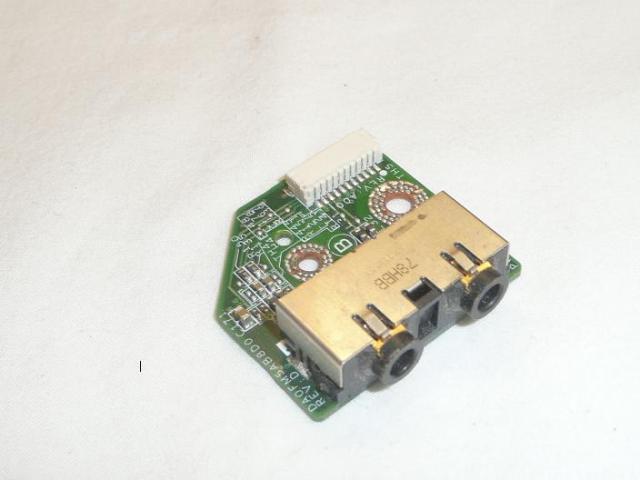 3FFM5AB0009 Audio panel.