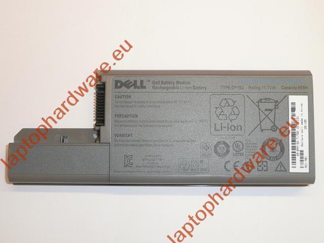 Dell Latitude D820, D830 9 cellás 50%-os laptop akkumulátor