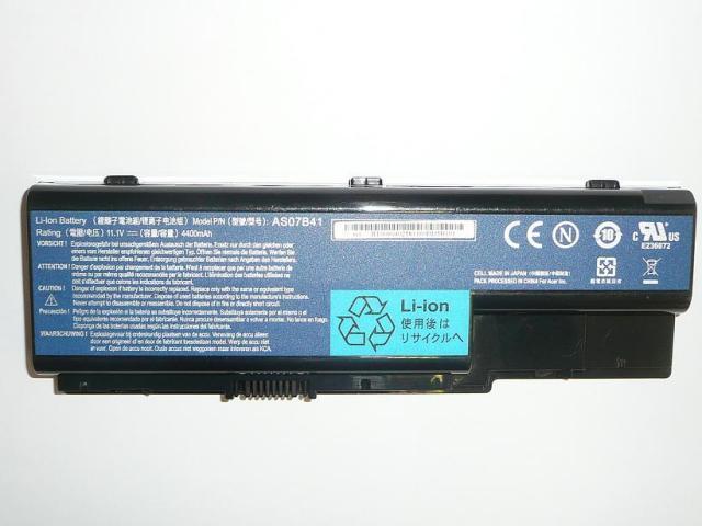 Acer Aspire 5220,5310,5320 gyári új laptop akkumulátor