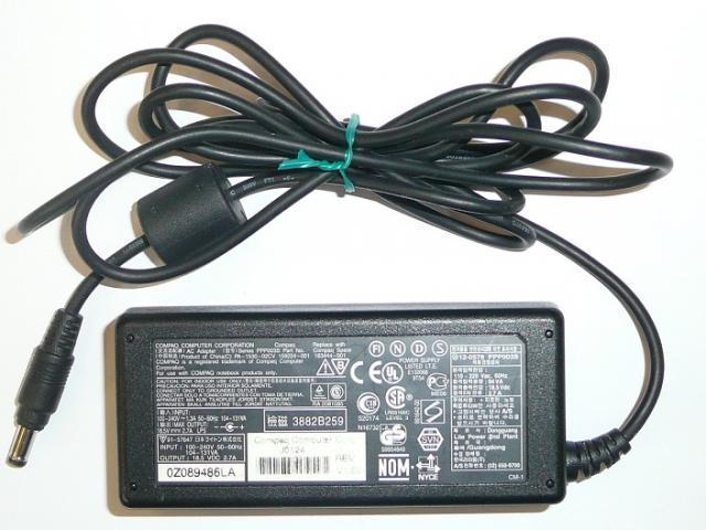Compaq Armada, Evo 18,5V 2,7A 50W használt laptop töltő