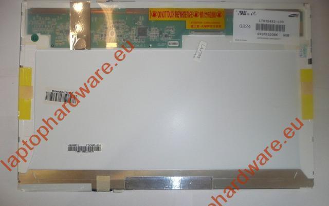 Dell Inspiron 1525 laptophoz használt 15,4 inches fényes WXGA kijelző (LTN154X3-L0D)