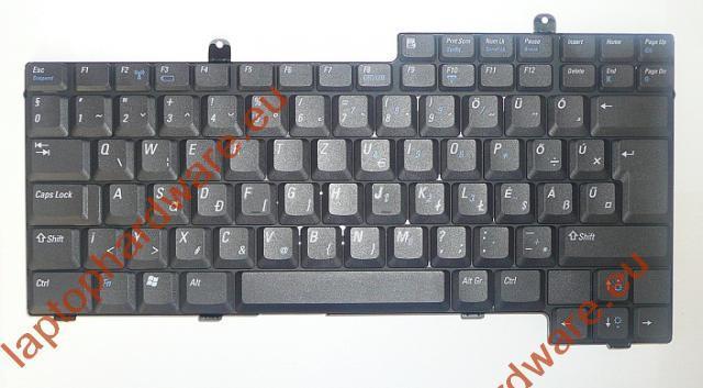 Dell Latitude D500, D600 használt magyar billentyűzet 05Y287