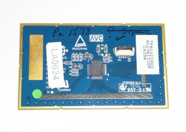 Fujitsu-Siemens Pa1538 touchpad