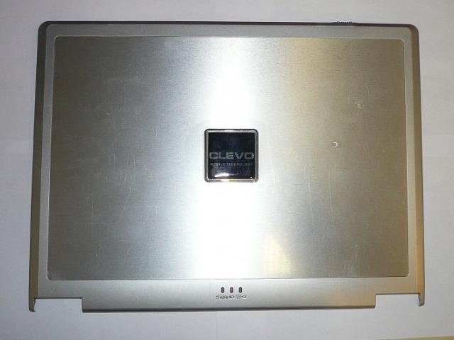 Clevo D9T LCD hátlap