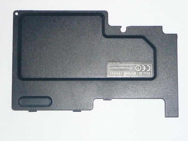 Asus A6, A6K, A6M laptophoz használt Processzor takaró fedél (13-NCG1AP100-1)