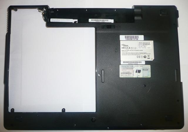 Fujitsu-Siemens Amilo Li1818 Alsó fedél