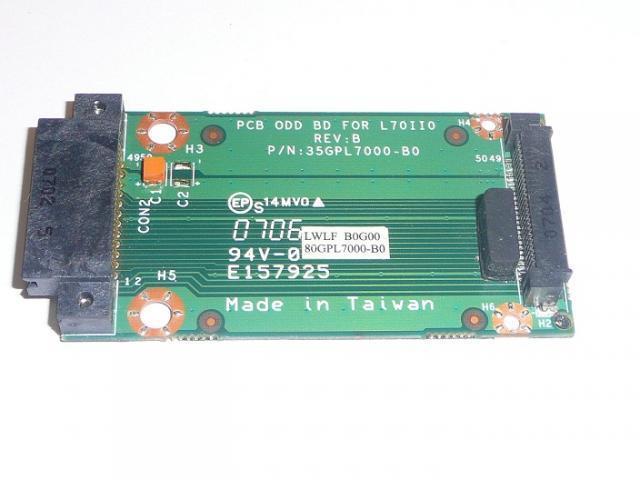 Fujitsu-Siemens Amilo Li1818 Optikai átalakitó panel