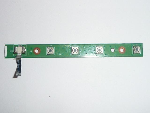 Fujitsu-Siemens Amilo Li1720 Bekapcsoló Panel