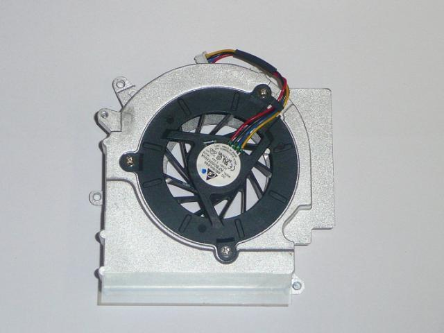 Asus F3F, F3M, F7F Gyári Új hűtőventilátor
