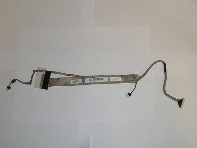 Acer Aspire 7520 Kijelző kábel (DC02000E100)