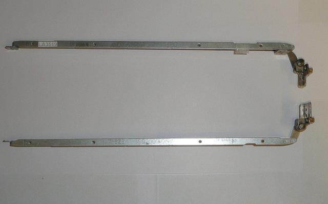 Acer Aspire 7520 laptophoz használt  zsanérpár(AM01L000200,AM01L000300)