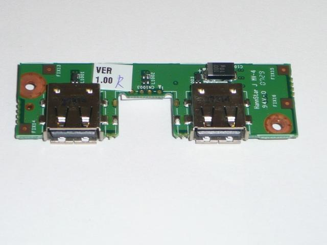 Fujitsu-Siemens Amilo La1703 USB panel