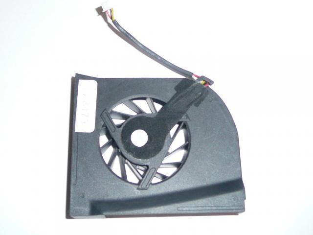 HP Pavilion dv6000 Gyári új hűtő ventilátor 1 levegő nyílásos
