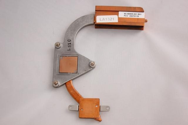 Fujitsu-Siemens Amilo Li1718 használt laptop hőelvezető cső (60.4B905.001 B01)