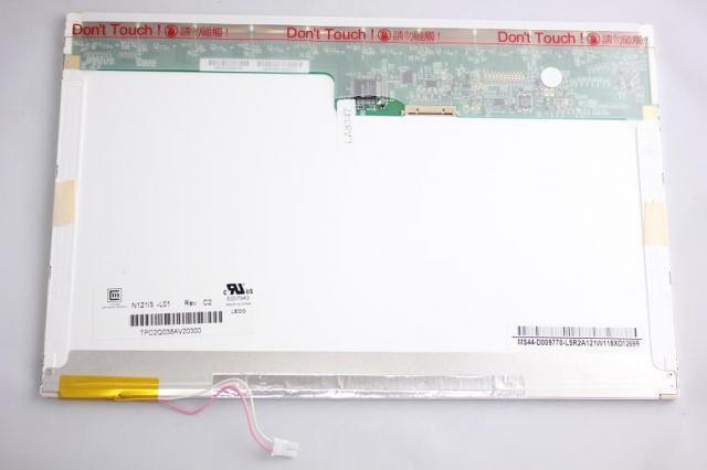 Fujitsu - Chi Mei N121I3-L01 használt fényes kijelző