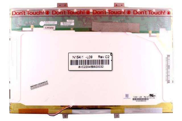 Chi Mei N154I1-L09 15.4'' WXGA használt matt laptop kijelző
