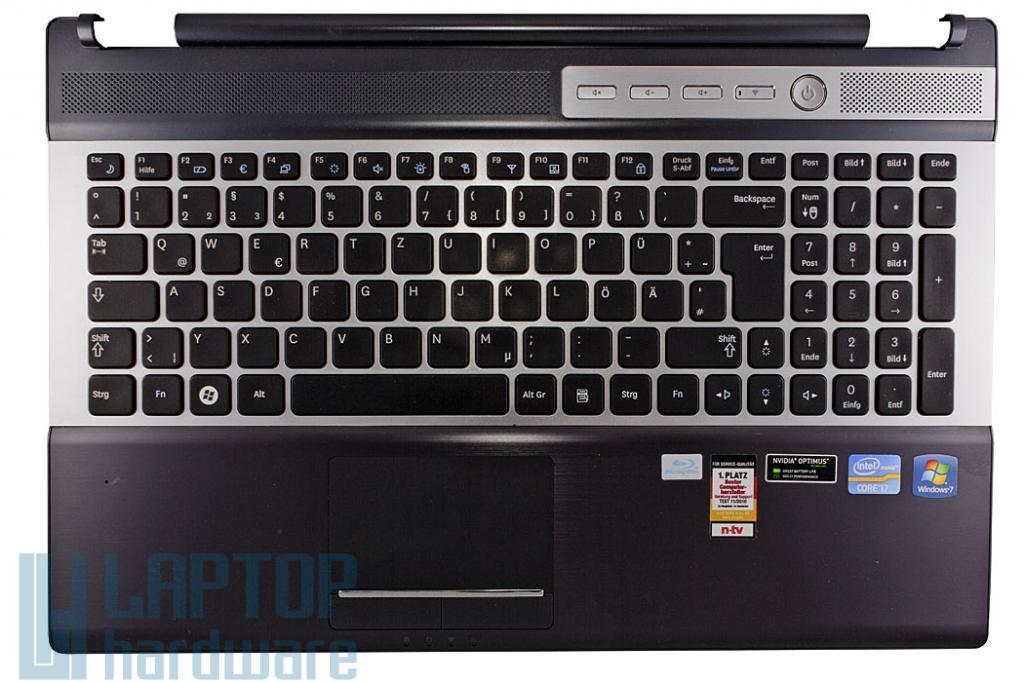 Samsung RF510, RF511 gyári új német laptop billentyűzet
