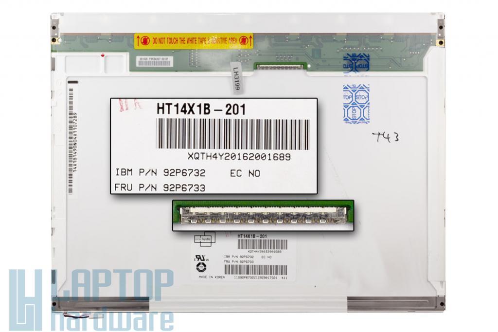 IBM ThinkPad T43 14'' XGA használt laptop kijelző