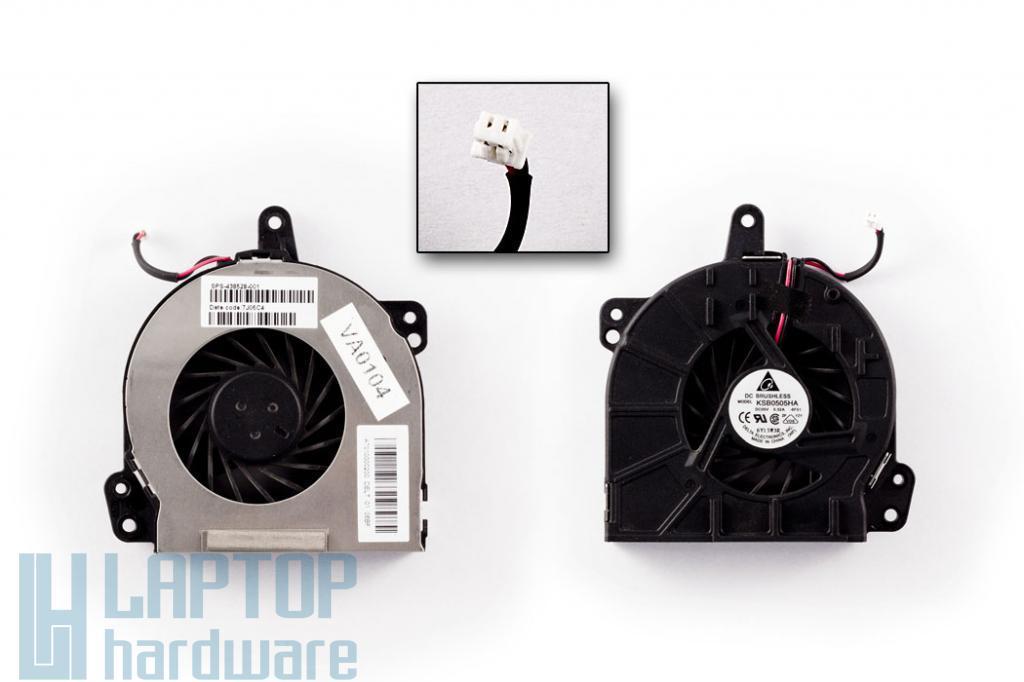 HP 500, 510, 520, 530 laptophoz használt hűtő ventilátor (KSB0505HA, 438528-001)