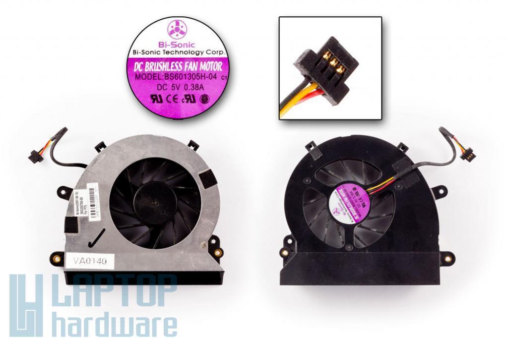 Fujitsu Amilo Xi2528, Xi2550 használt hűtő ventilátor BS601305H-04, 28G200750-00