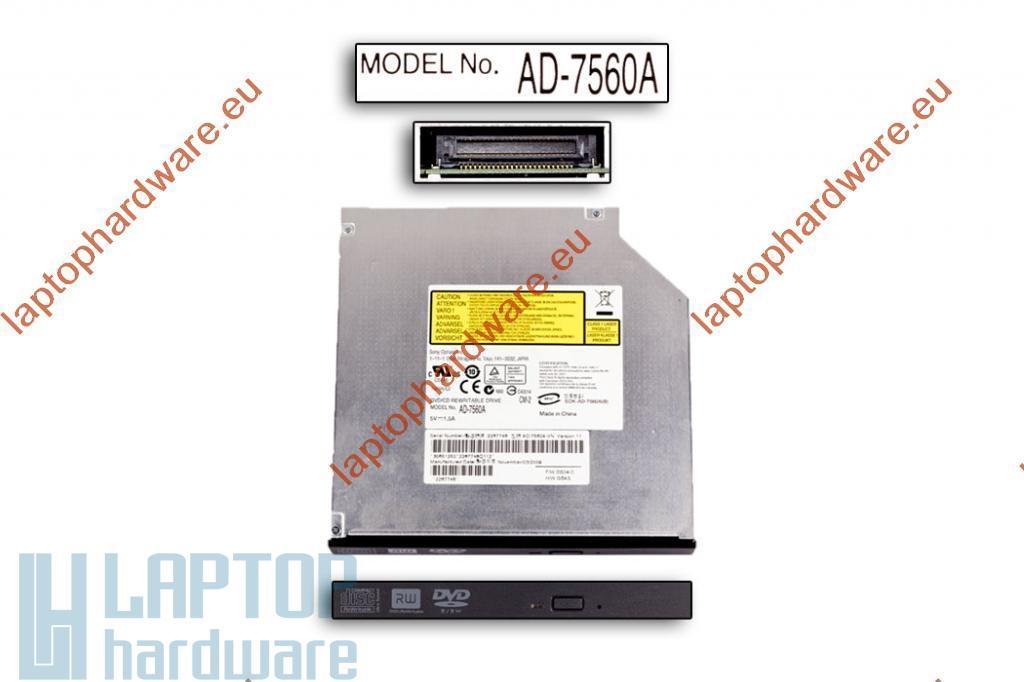 SONY IDE használt laptop, notebook DVD Író AD-7560A