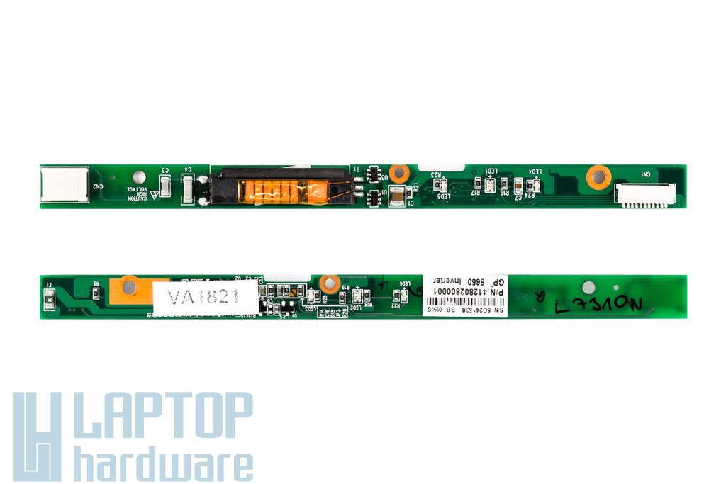 Fujitsu Amilo L1300, L7310GW, L7310W LCD inverter 316681300001-R0F