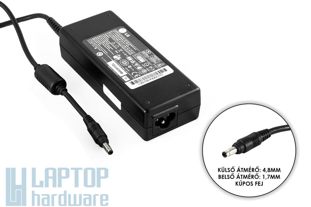 LG 19V 4.74A 90W gyári új laptop töltő (PA-1900-08)