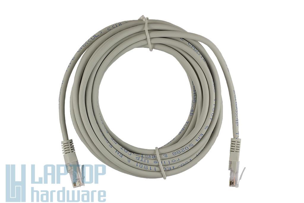 5m CAT.5E szürke UTP Patch kábel, WL021BG-5