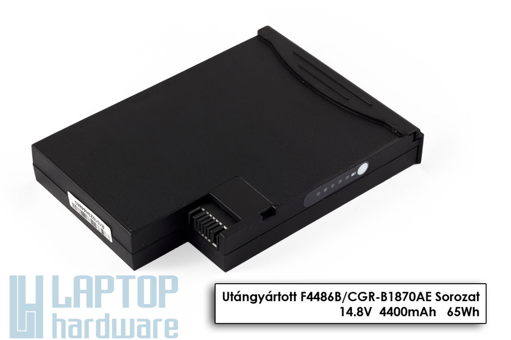 FPCBP57, F4486A, BT.A0302.001 helyettesítő új 8 cellás laptop akku/akkumulátor