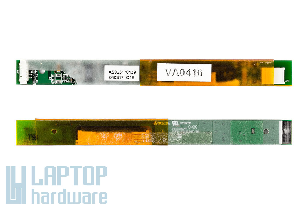 Acer Aspire 1350, Travelmate 660, 800 használt LCD Inverter AS023170139