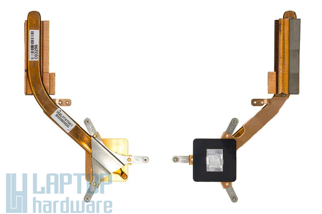 Acer Aspire 1640, 3000, 5000 használt laptop hűtő borda (36ZL5TATN01)
