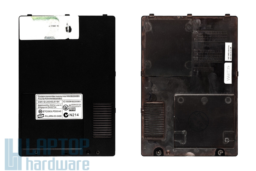 Acer Aspire 1680, Travelmate 2303 RAM fedél használt DZC3BL1RATN04