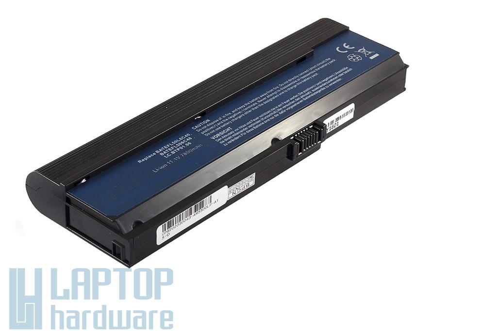 Acer Aspire 3030, 5550, Travelmate 4310 helyettesítő új 7800mAh, 9 cellás laptop akku/akkumulátor (LC.BTP01.06)