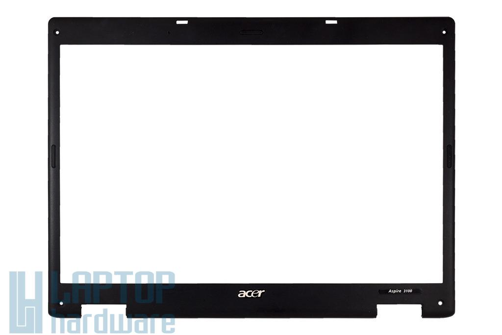 Acer Aspire 3100, 5100, 5630 használt LCD keret, LCD front bezel, AP008001H00, AP008001J00