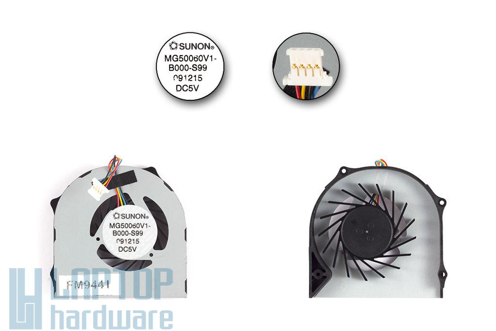 Acer Aspire 3820T, 3820TG laptop VGA! hűtő ventilátor, MG50060V1-B000-S99