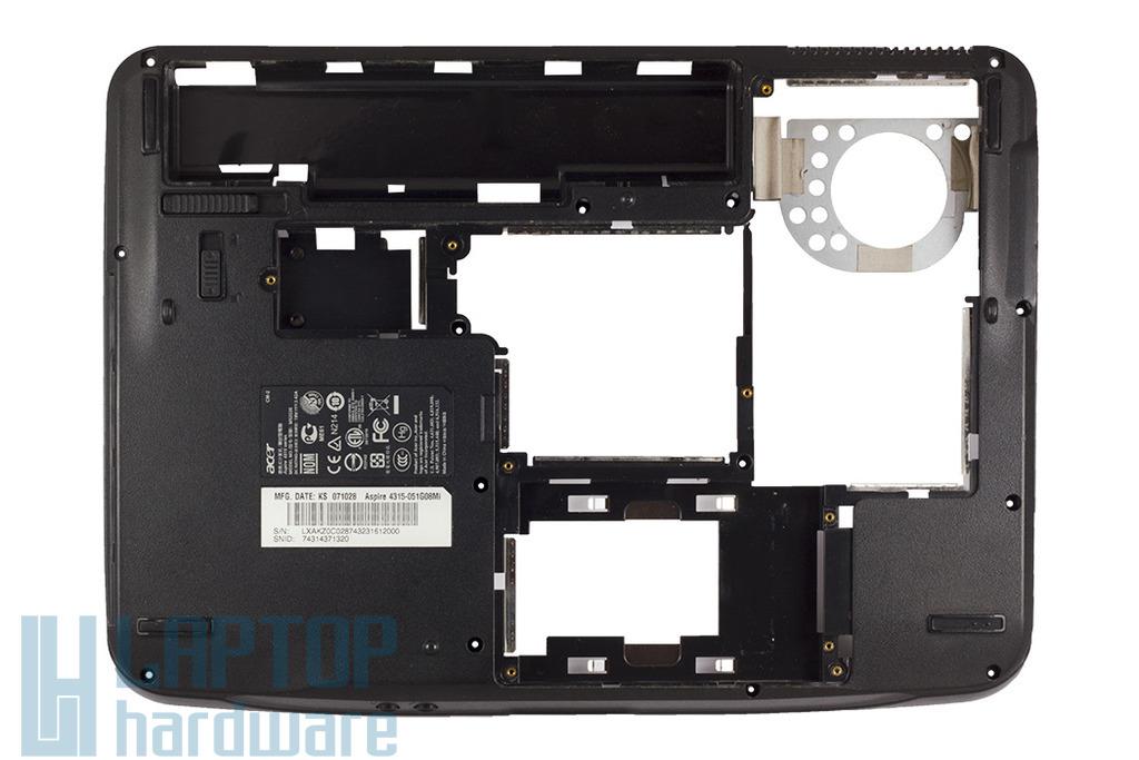 Acer Aspire 4315, 4710 használt alsó fedél, bottom case cover, 60.4X102.003