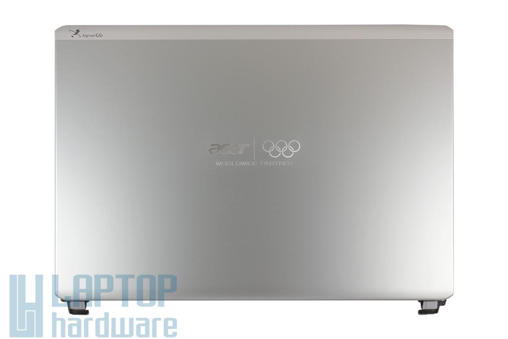 Acer Aspire 4810T, 4810TZ laptophoz gyári új LCD hátlap, LCD back cover, 60.PKQ01.002