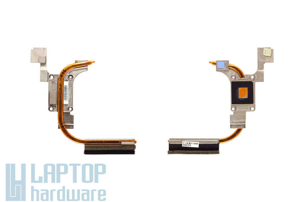 Acer Aspire 5252, 5552 használt laptop hűtőborda (UMA) (60.R4402.001)