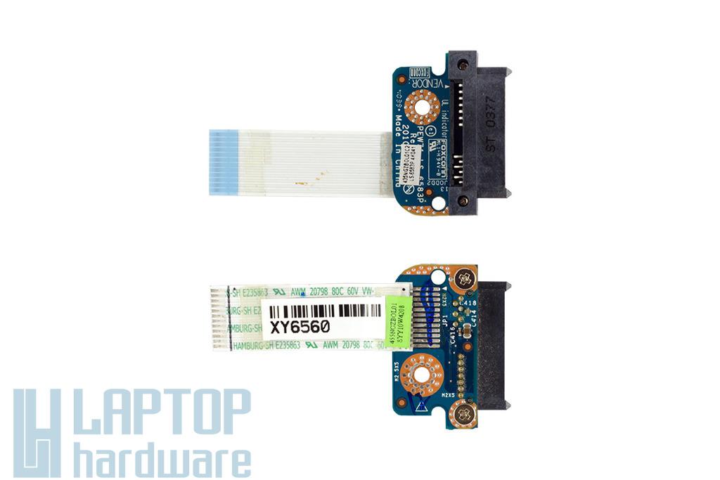Acer Aspire 5252, 5742 használt ODD SATA csatlakozó panel (55.R4F02.003)