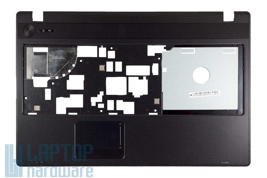 Acer Aspire 5552G, 5742G laptophoz gyári új fekete felső fedél touchpaddel, 60.R5202.001