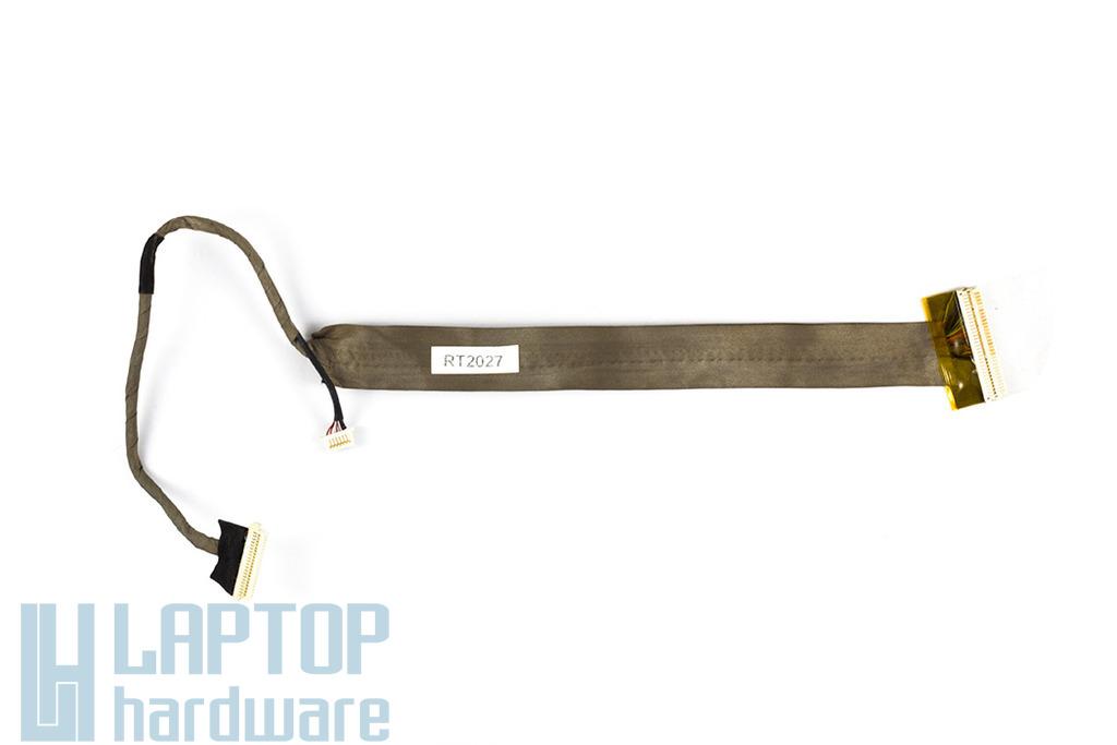 Acer Aspire 5310, 5315, 5520, 5720 laptophoz használt LCD kijelző kábel (DC02000G800)