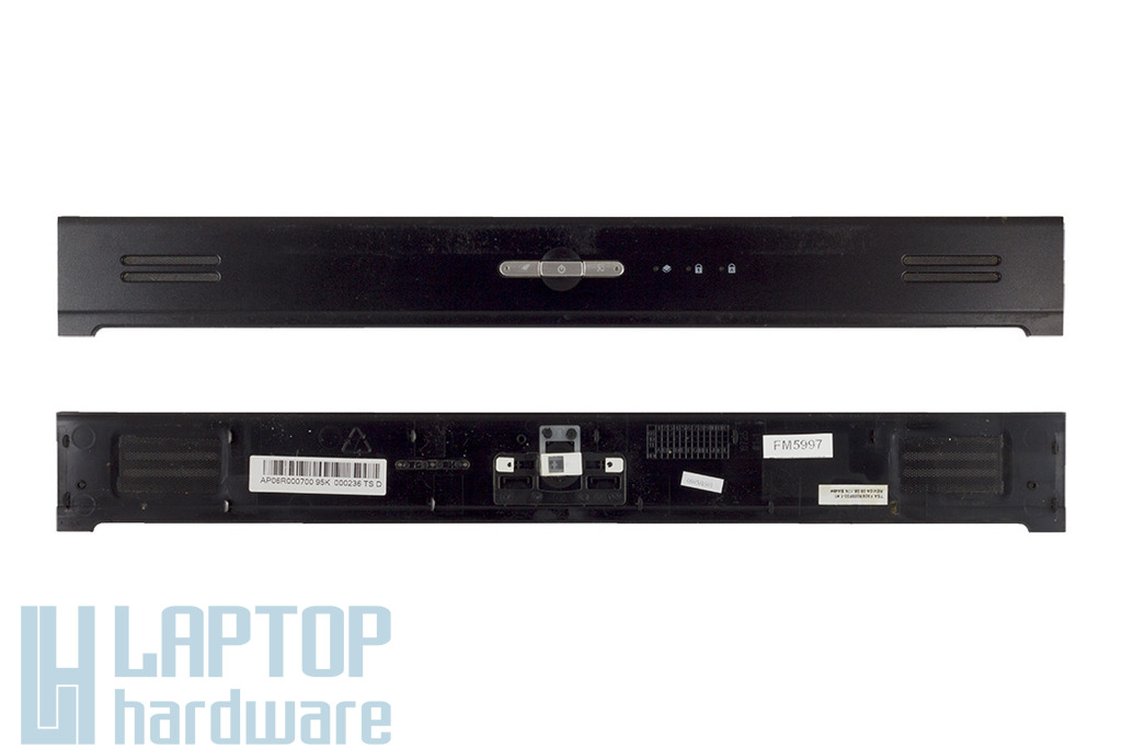 Acer Aspire 5332, 5516 és Acer Emachines E525, E725 bekapcsoló panel fedél, power button panel cover, AP06R00070099F005528YQ